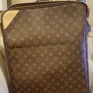Authentic Louis Vuitton Pegase 55